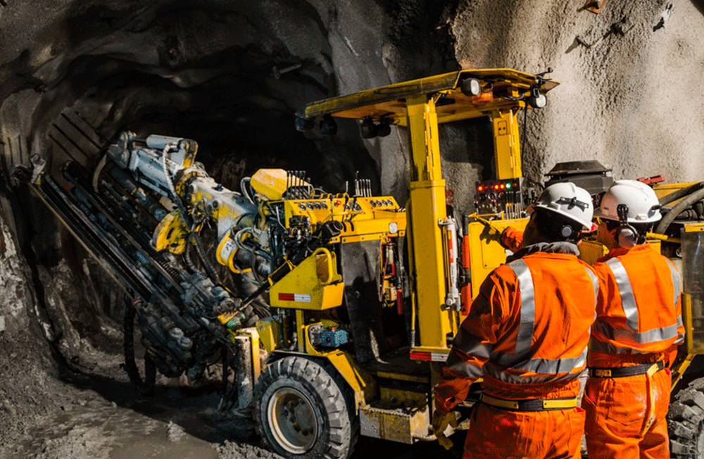 Madencilik - Can Bilya