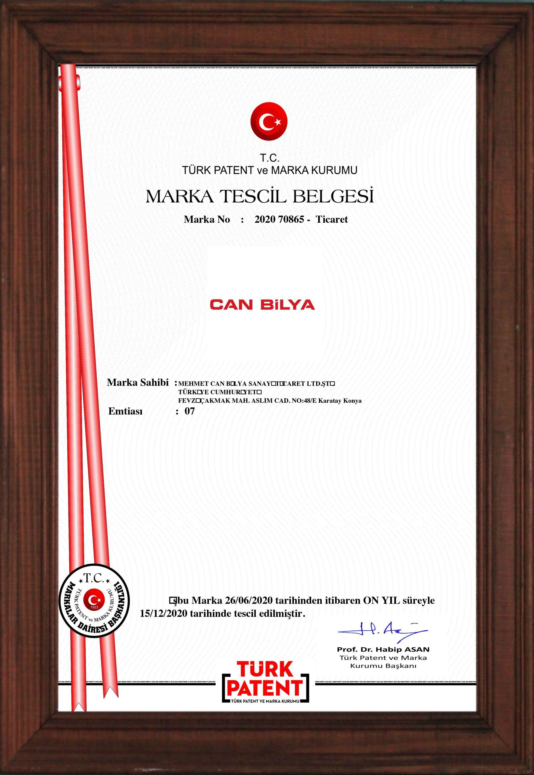 Can Bilya