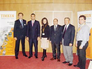 Mehmet Can Bilya, rulman semineri verdi
