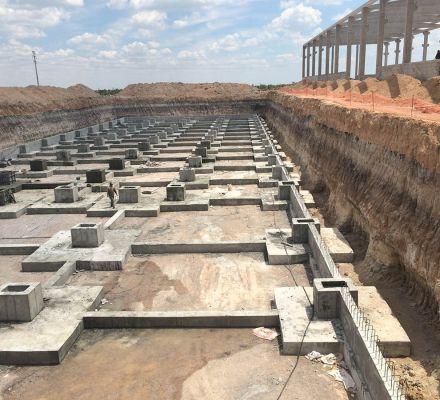2015 Yılında Tamamlanacak Yeni Yerimiz Yapım Aşamasında - Can Bilya