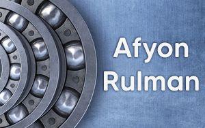 Afyon Rulman
