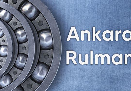 Ankara Rulman