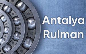 Antalya Rulman