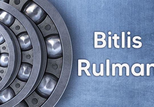 Bitlis Rulman